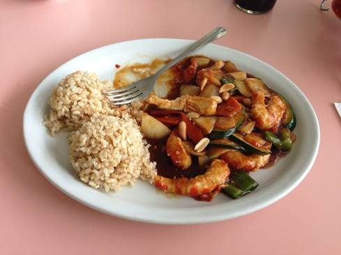 Garden Fresh Vegetarian Restaurant Brookside Park Apartments