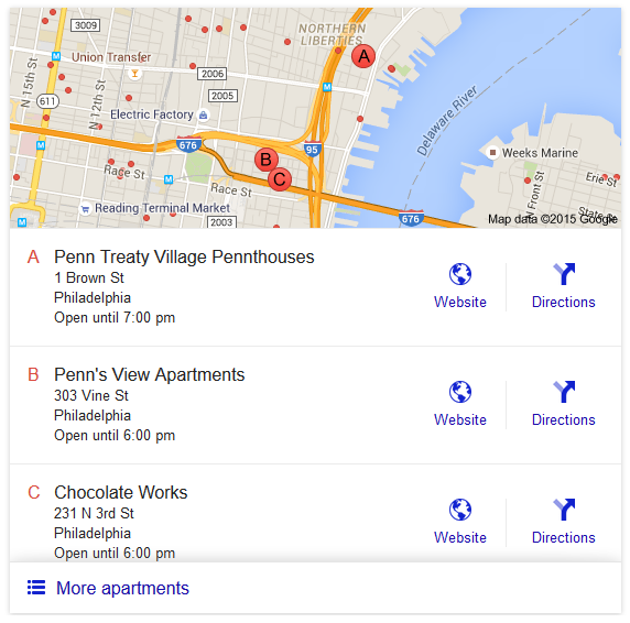 Google-Local-My-Business-Results